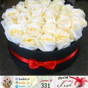 باکس گل رز ثمر