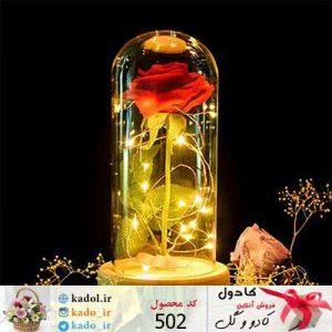 تنگ گل مصنوعی روشنا